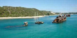 Séjour en Australie : plongée à Moreton et à North Stradbroke